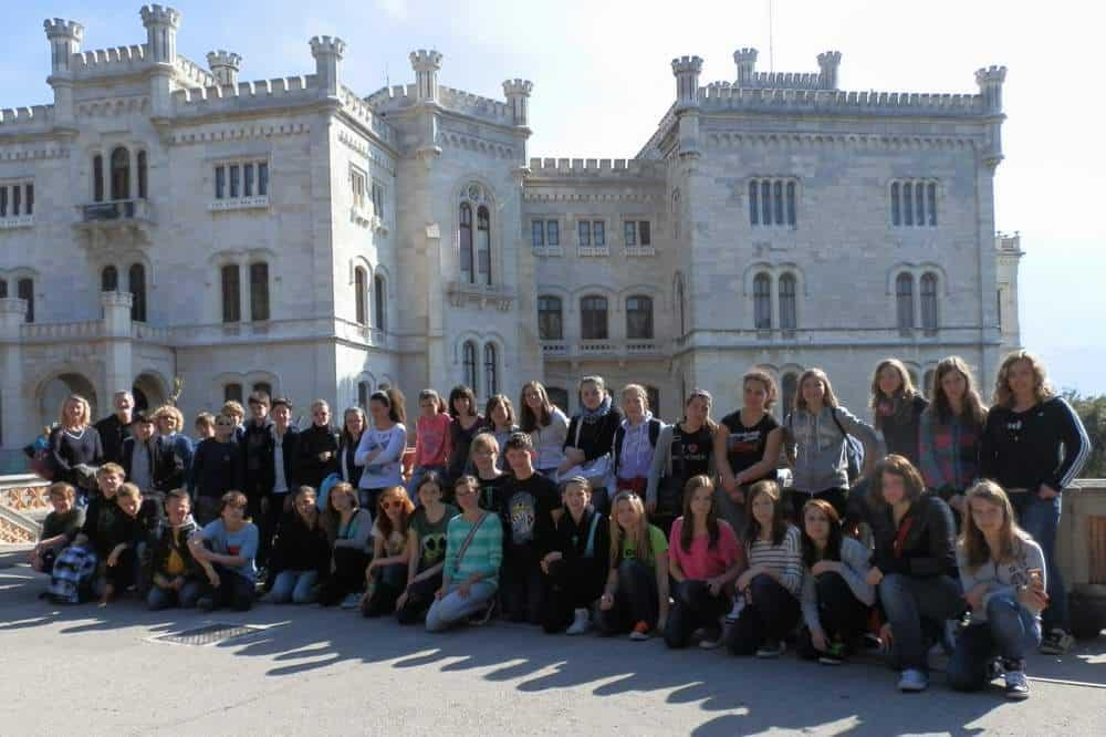 Schüleraustausch 2012