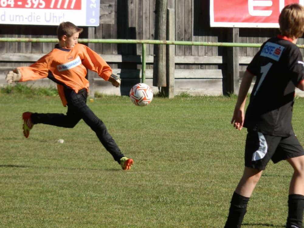 Fußball – Schülerliga