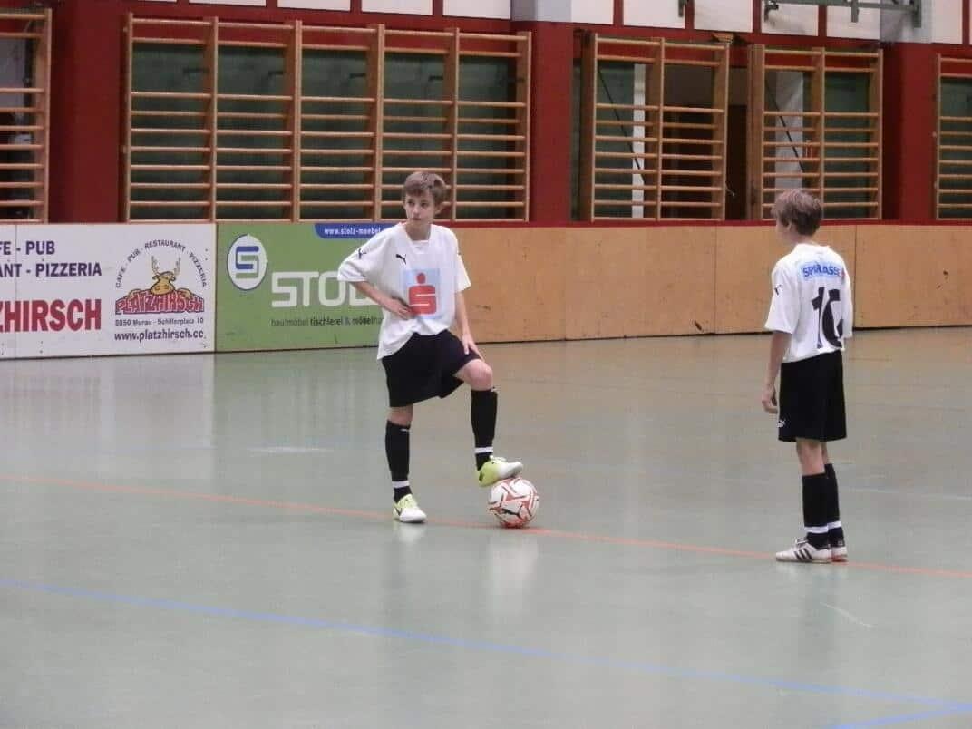 Hallenfußballturniere