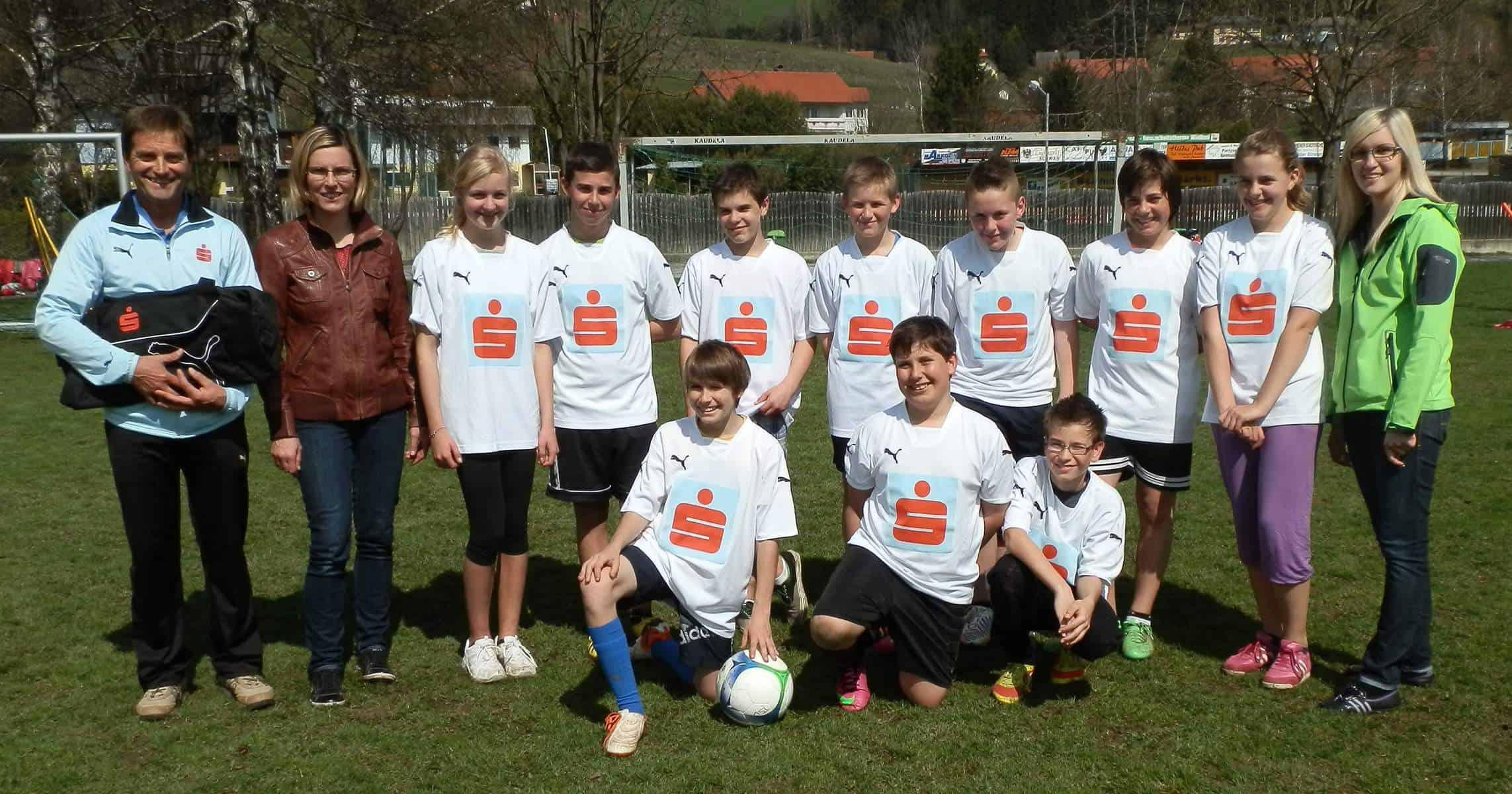 Sparkassen Schülerliga 2013