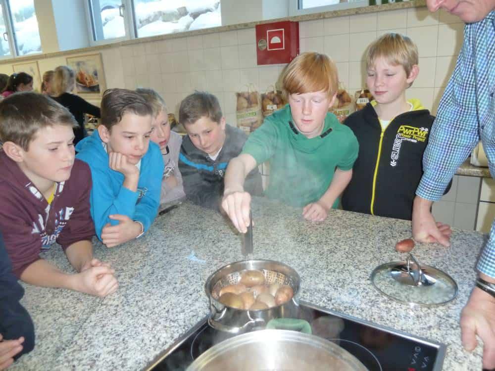 Kartoffelprojekt 2b