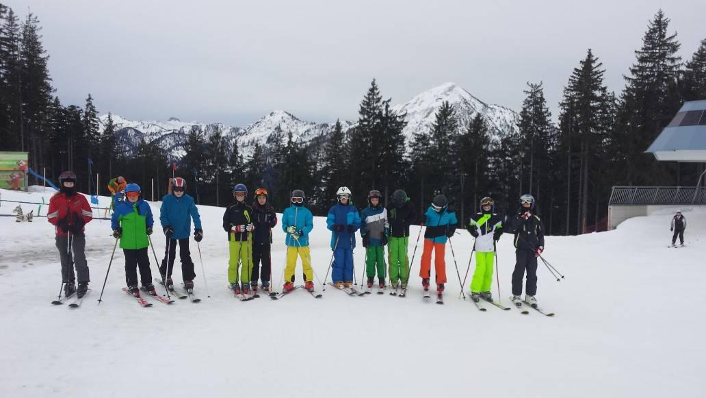 Wintersportwoche 2016