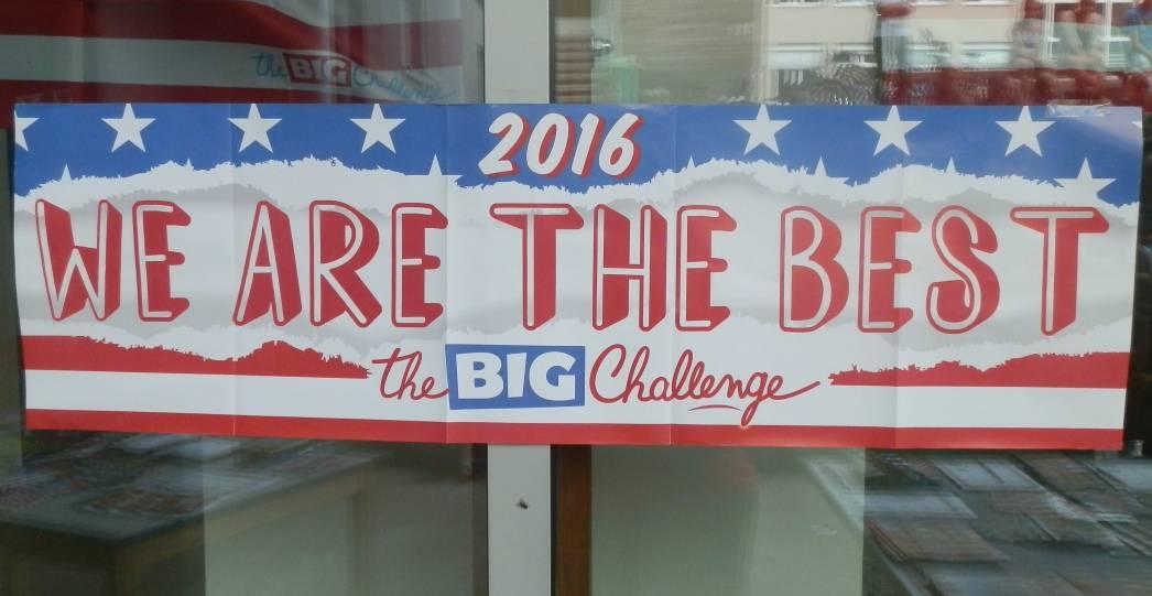 Big Challenge 2018
