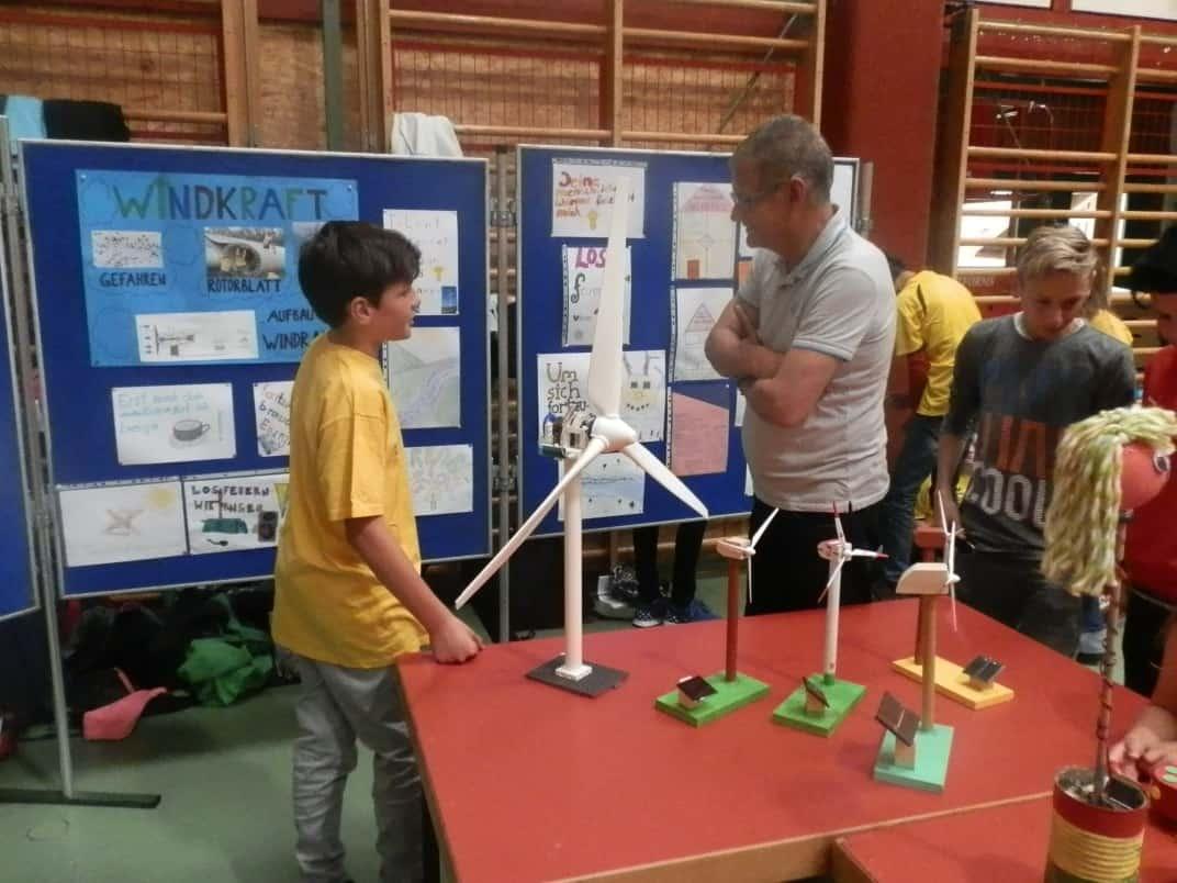 Klimaschulenprojekt