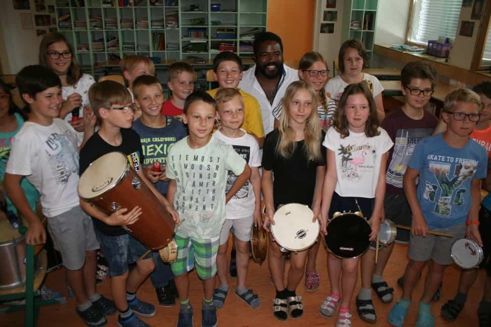 Percussion-Workshop