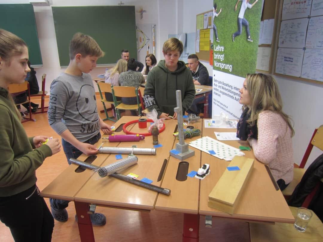 Kraft-Werkstatt 3. Klassen
