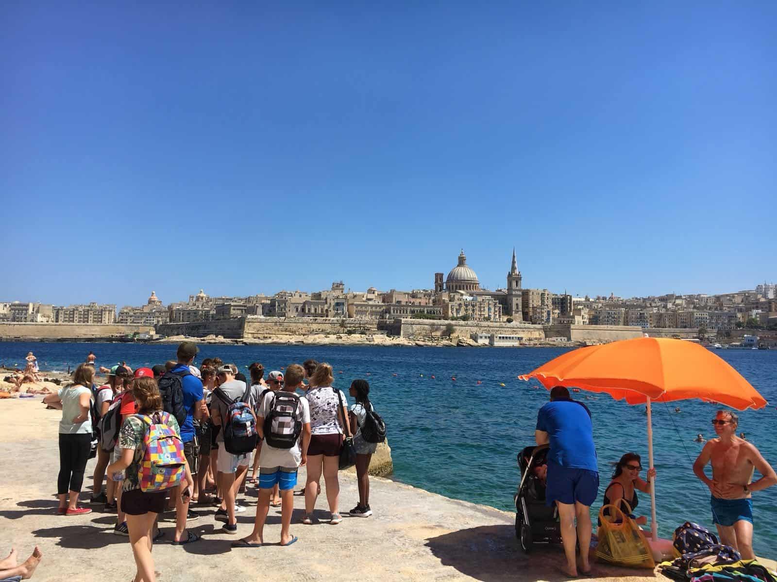 Sprachreise Malta