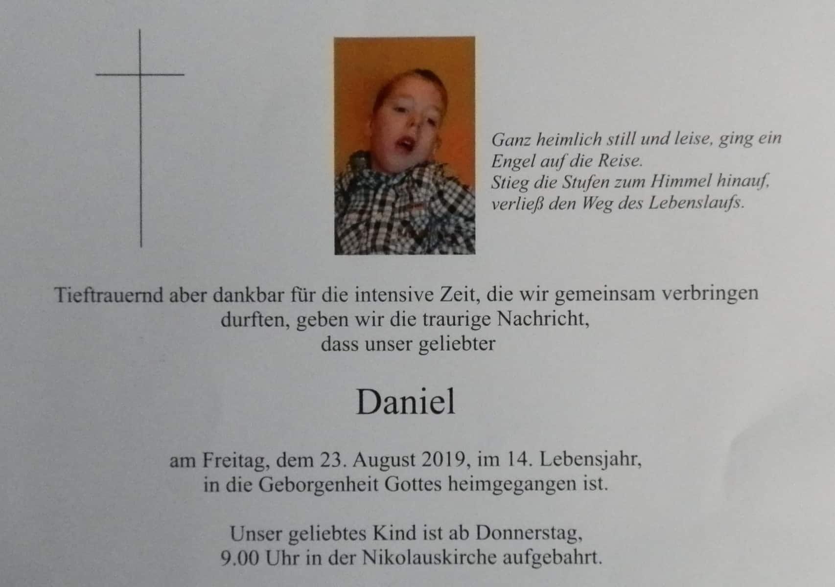 Daniel Kreinbucher †