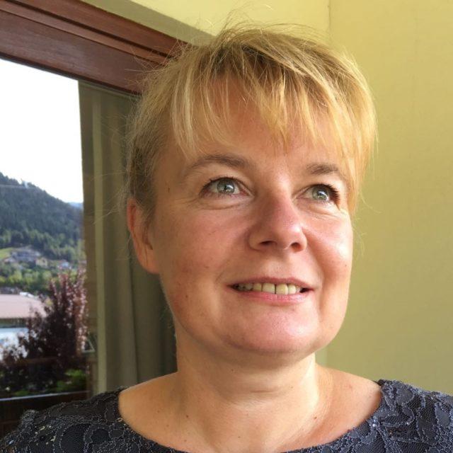 Dipl. Päd. Hildegard Unterberger, MA