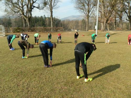Schielleiten 2017 - Fußballtraining