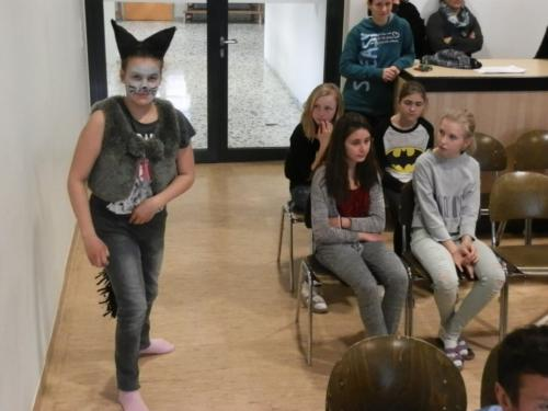 Theater Kreativgruppe 3
