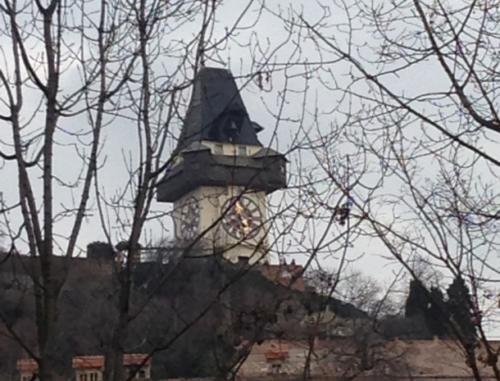 Exkursion Graz (3. Klassen)
